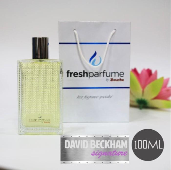 Jual Parfum David Beckham Signature 100ml Kota Bandung Fresh