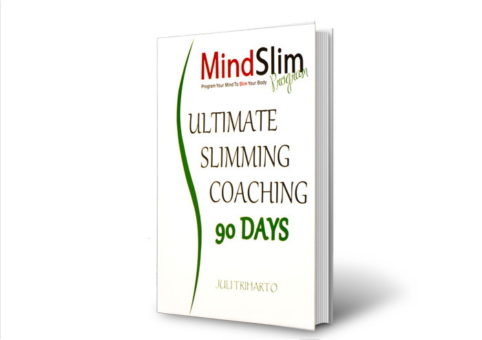 Foto Produk Buku Ultimate Slimming Coaching 90 Days dari MindSlim Center