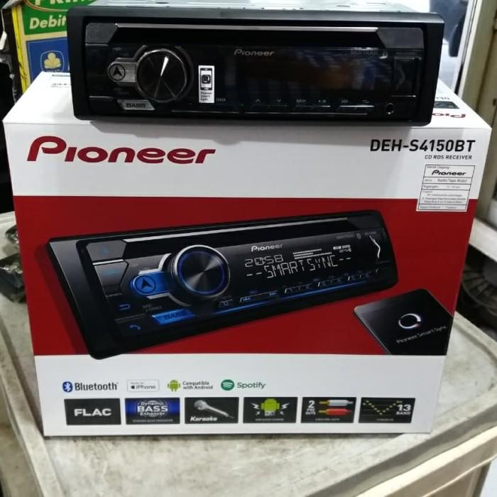 harga Single din pioneer deh-s4150bt Tokopedia.com