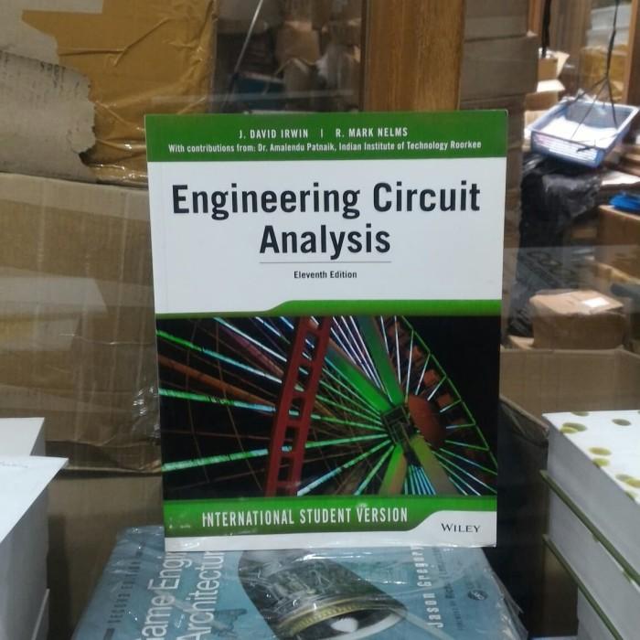 Engineering Circuit Analysis Book
