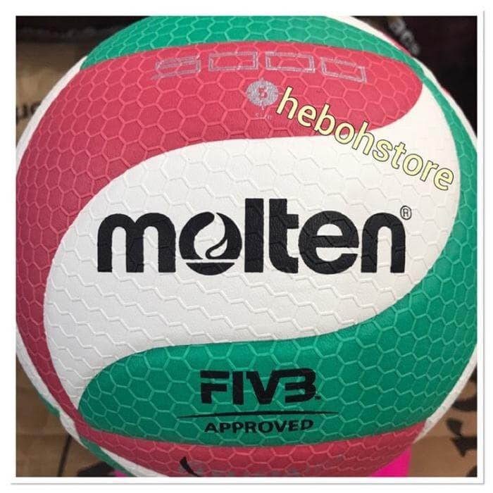 Bola Voli/volly/volley Molten V5M 5000 Original Limited