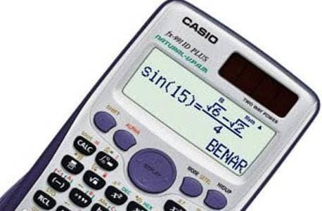 Hot Produk Casio Fx-991 Id Plus -Scientific Kalkulator