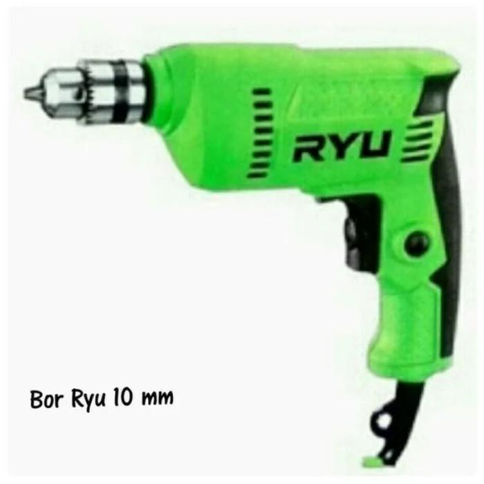 Foto Produk RYU mesin bor 10 mm V RDR 10 3 RE dari DH 3 Store