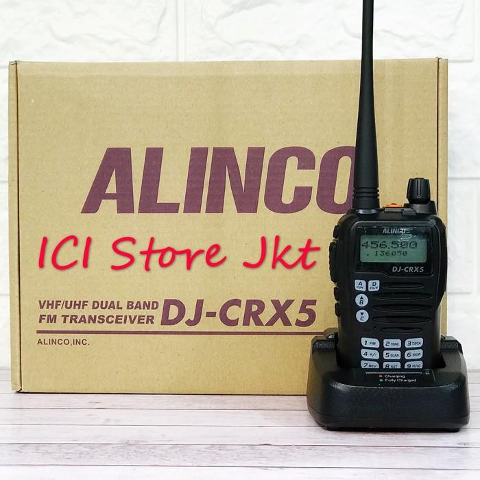 Jual HT Alinco CRX5 (Garansi Resmi) - Kota Medan - Gogou Store | Tokopedia