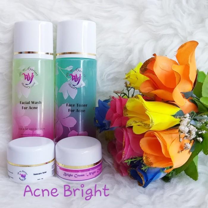 harga Paket acne + pencerah dr widya / dr. widyarini skincare Tokopedia.com