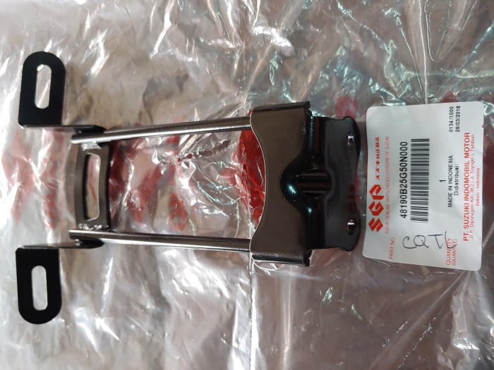 harga Dudukan plat nomor suzuki satria fu 150 sgp Tokopedia.com