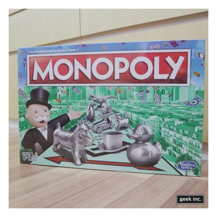 harga Original hasbro monopoly - monopoli - boardgames Tokopedia.com