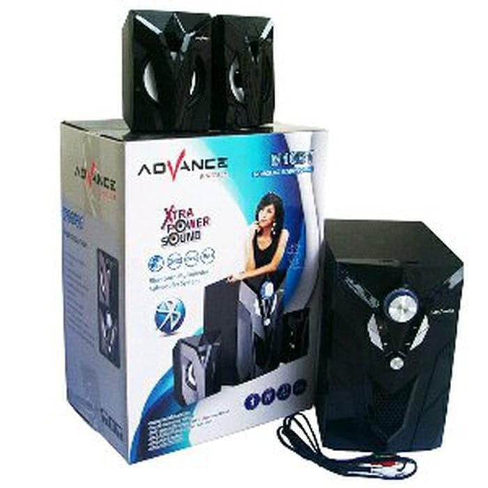 Speaker Aktif ADVANCE M10 BT Limited