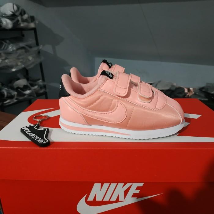 the latest b734c a3120 Jual ORIGINAL sepatu Nike Cortez Pink White Kids Kid Anak Velcro BNWB -  Kota Yogyakarta - Volar Store   Tokopedia