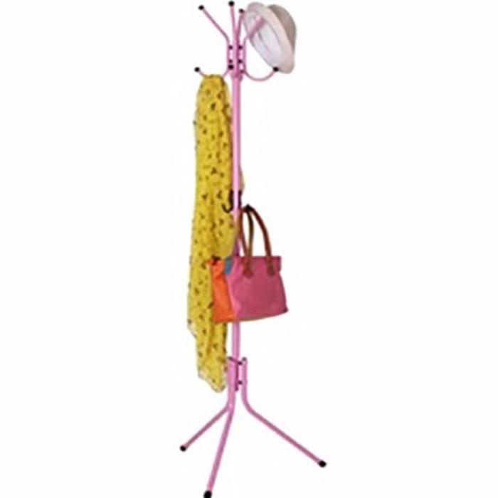 Topi Source · Stand Hanger Multifungsi Irit Tempat Gantungan Baju Gantungan Tas .