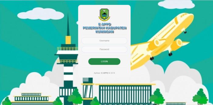 Jual Aplikasi Perjalanan Dinas Permerintah Daerah Kab Kuningan Ovium Intermedia Tokopedia