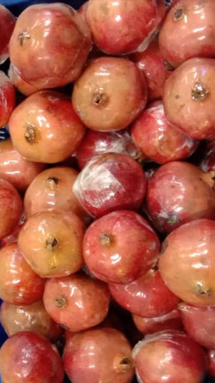 Jual Buah Delima Merah Import Fresh Fruit Red Pomegranate 1 Kg Jakarta Barat KALILAH SHOP