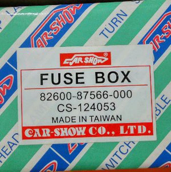 Sensational Fuse Box Daihatsu Espass Wiring Diagram Wiring Database Heeveyuccorg