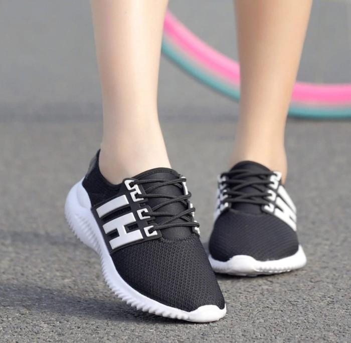 ... harga Sepatu sneakers olahraga joging ob-02 gfi Tokopedia.com a873cff037