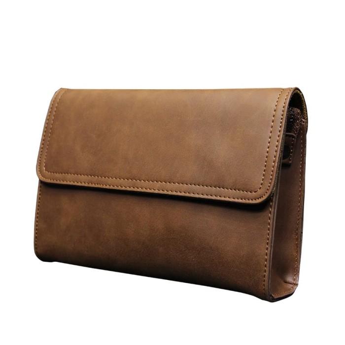 Jual TOMI bag hand bag kulit clucth pria wanita dompet cowok ... 7b35797cd6