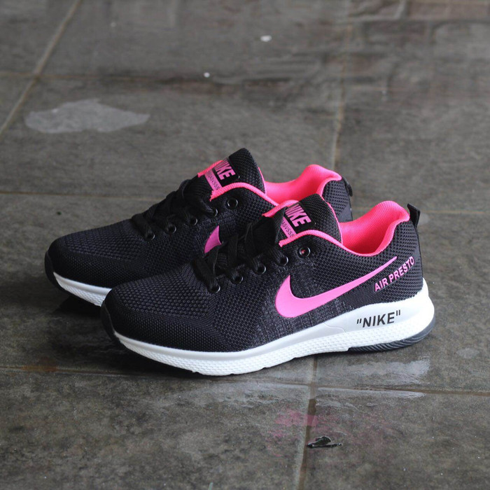 Grosir Import J91t7 Sepatu Running Nike Zoom Navy Pink Cewek Laris Brand R31y3