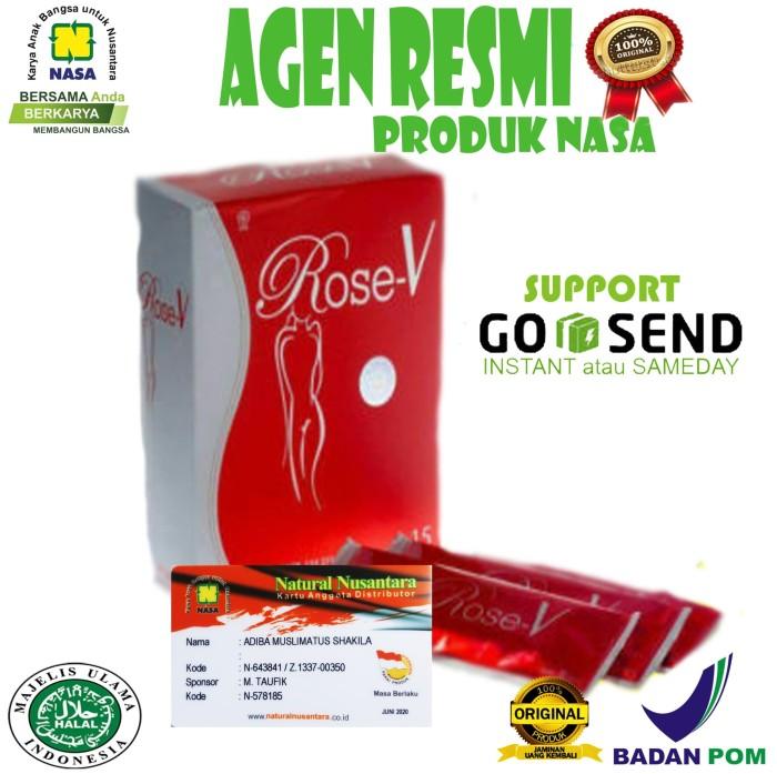 Foto Produk Rose V Original Asli NASA Merapatkan Miss V /Agen Resmi Produk Nasa dari Agen _Resmi _Produk_Nasa