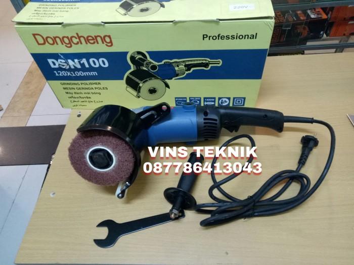 harga Mesin gerinda poles grinding polisher 120mm dsn100 dongcheng dsn 100 Tokopedia.com