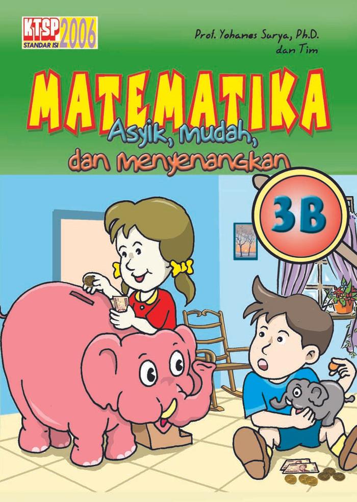 Foto Produk Kupon GASING eBook Matematika AMM Kelas 3B Prof. Yohanes Surya dari EGASING STORE