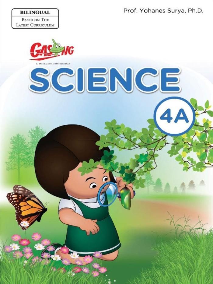 Foto Produk Kupon GASING eBook GASING Science Bilingual SD Kelas 4A dari EGASING STORE