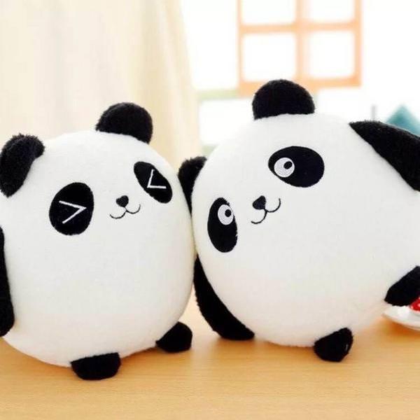 harga Boneka panda 30cm boneka kucing boneka teddy bear bare bear Tokopedia.com