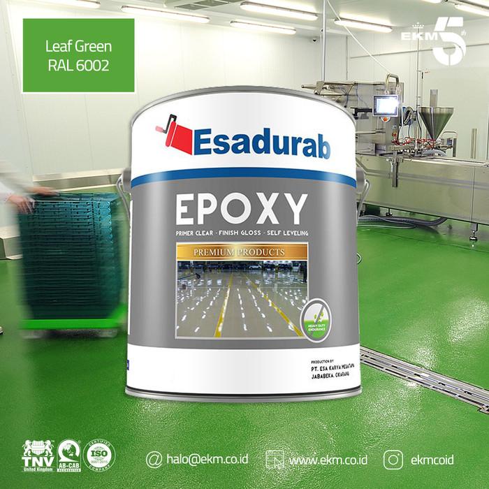 Jual Cat Epoxy Lantai Esadurab 20 Liter