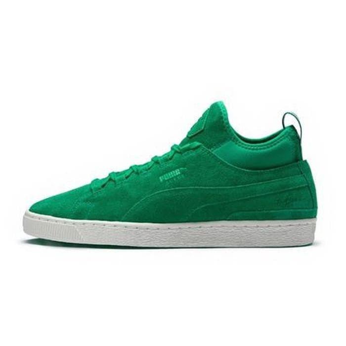 pretty nice b91f8 09449 Jual Sepatu sneaker Puma Suede Mid Classic Big Sean 36625202 Murah -  Jakarta Selatan - ayanashop56 | Tokopedia