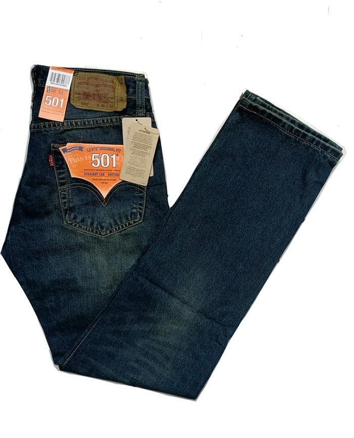 bafbb7db Jual Celana Jeans Levis 501 Original Made in USA New Product - store ...