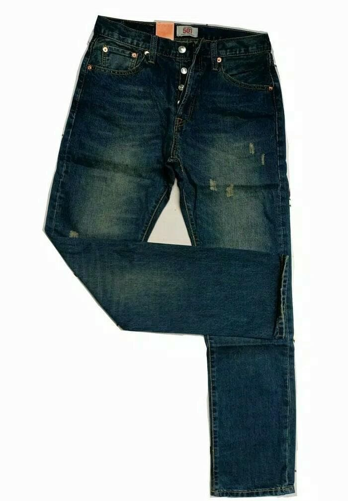 91322a85 Levis 501 Original Made in USA New Product Celana Jeans Levis Original