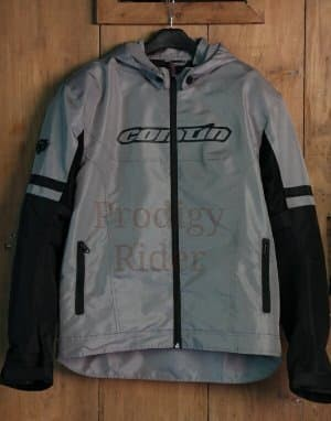 Jual  prodigy  jaket touring hoodie contin suave grey (jacket 68bce607d7
