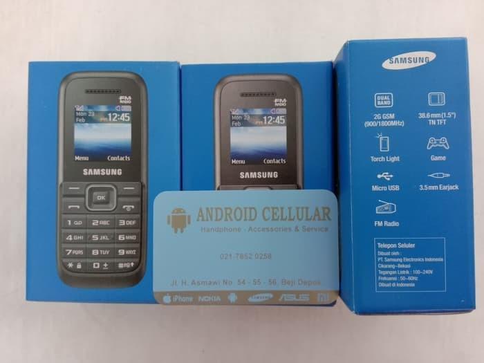 Jual Hp Samsung B109 Keystone 3 Baru Segel Garansi Resmi Android