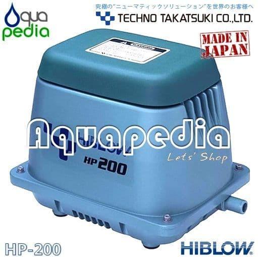 harga Techno takatsuki hiblow hp-200 japan pompa udara blower air pump Tokopedia.com