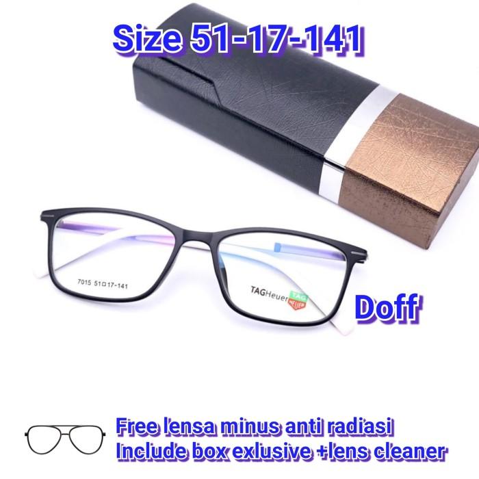 Frame Kacamata Minus Tagheuer - Info Harga Terkini dan Terlengkap 474ff6e35e