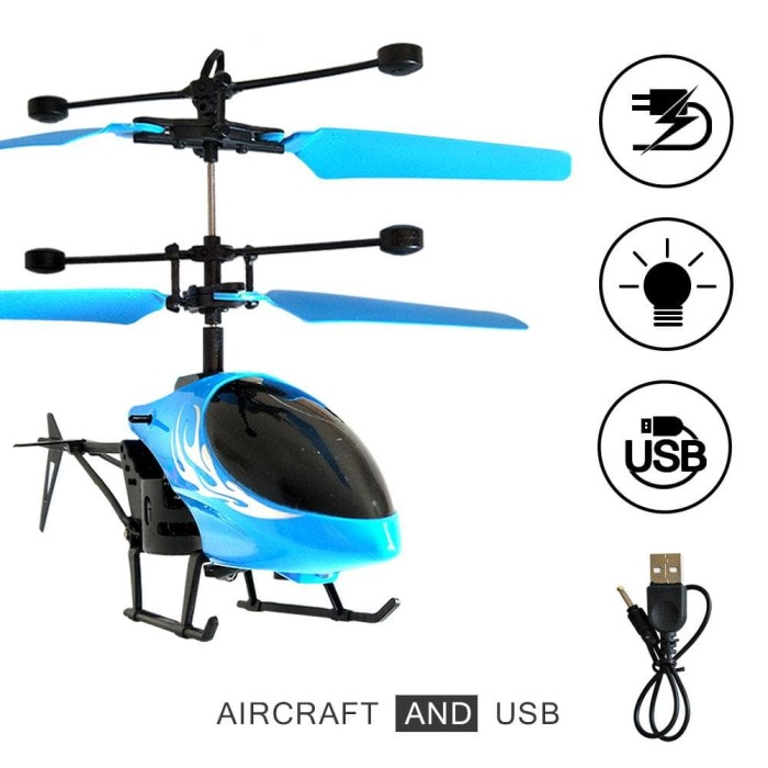Jual Drone Helycopter Mainan Remote Control Helicopter Terbang Harga