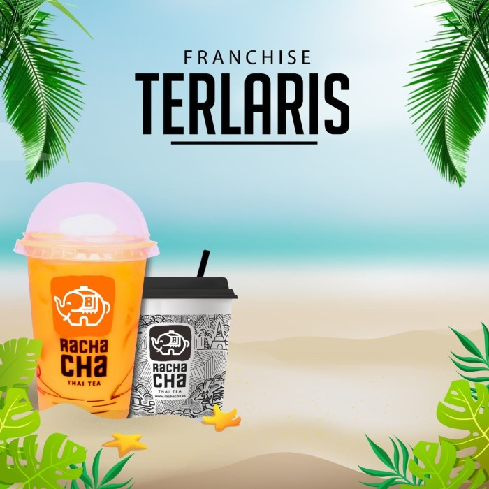 franchise thai tea