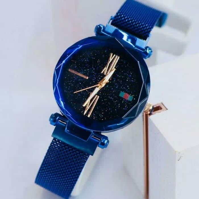 Jual jam tangan wanita Keren merk Gucci magnet - 88 Watch  0dc8755557