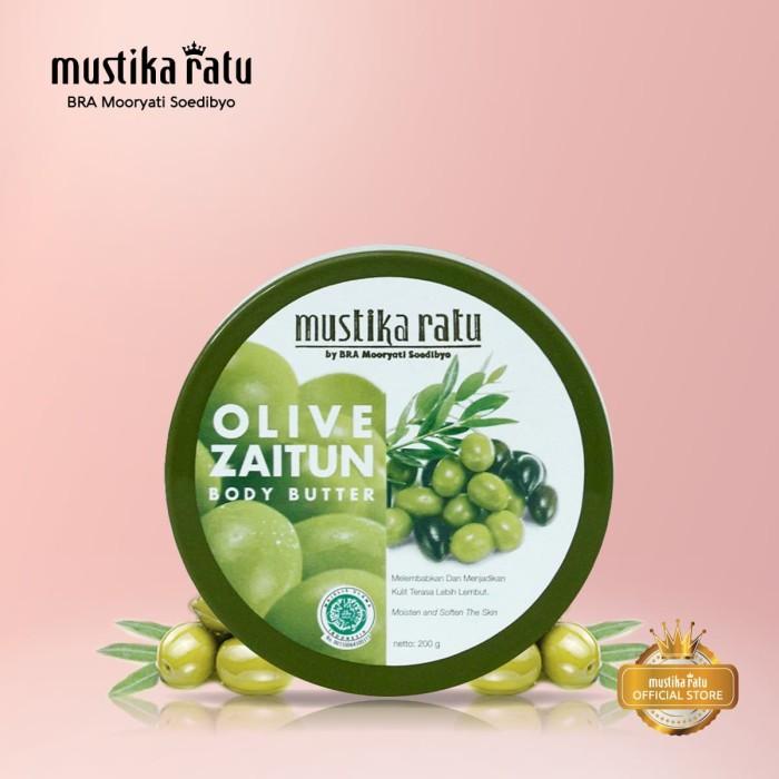 harga Mustika ratu zaitun body butter (200 gr) Tokopedia.com