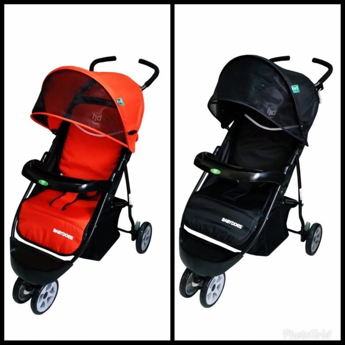 Babydoes Shoxer T4 Ch 267lf Baby Stroller Kereta Dorong