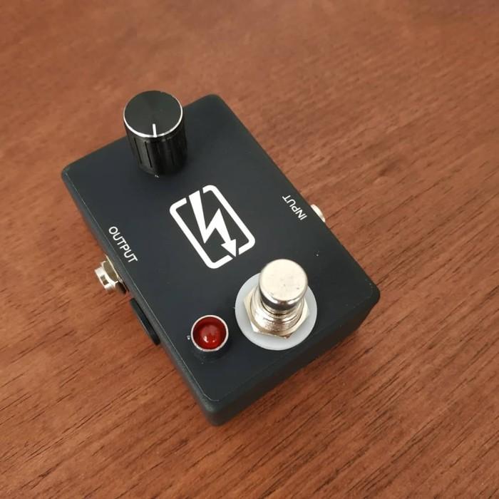 harga Efek gitar booster preamp guitar effect booster pedal stompbox Tokopedia.com