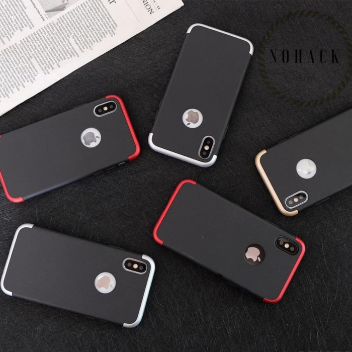harga Tough full protect armor 360 case oppo f3 f5/f5 youth a77 neo 9 simple - black red Tokopedia.com