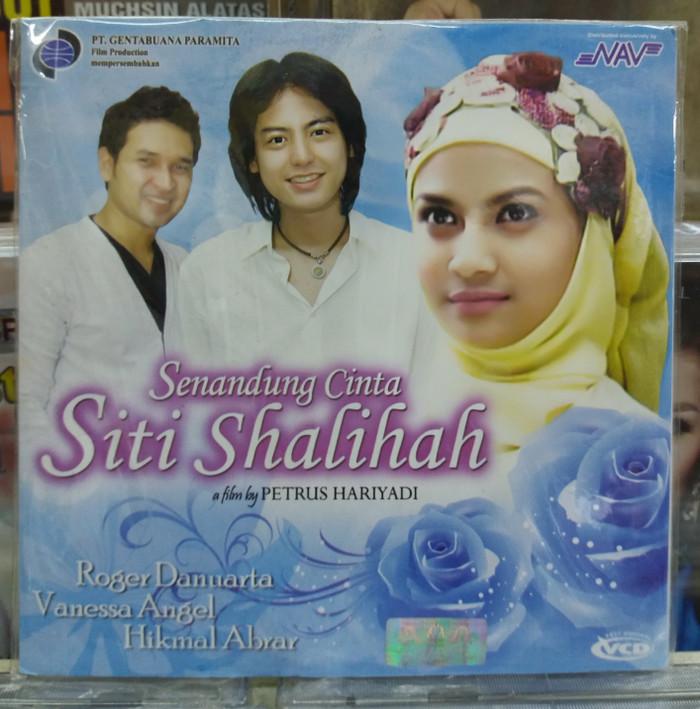 VCD Original Film SENANDUNG CINTA SITI SHALIHAH . ISI 2 DISK .