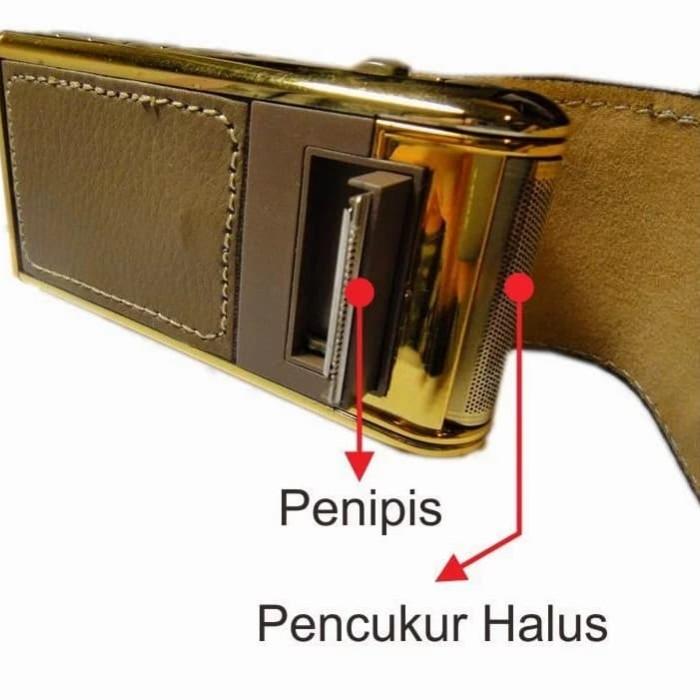 Alat Cukur Portable Rambut Kumis Jenggot Origin Shaver BOATENG RSCW-V1 b18f0be150