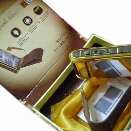 Alat Cukur Portable Rambut Kumis Jenggot Origin Shaver BOATENG RSCW-V1