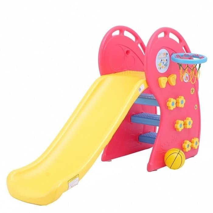 Jual Perosotan Anak Labeille Whale Slide Kc1002 Mainan Perosotan