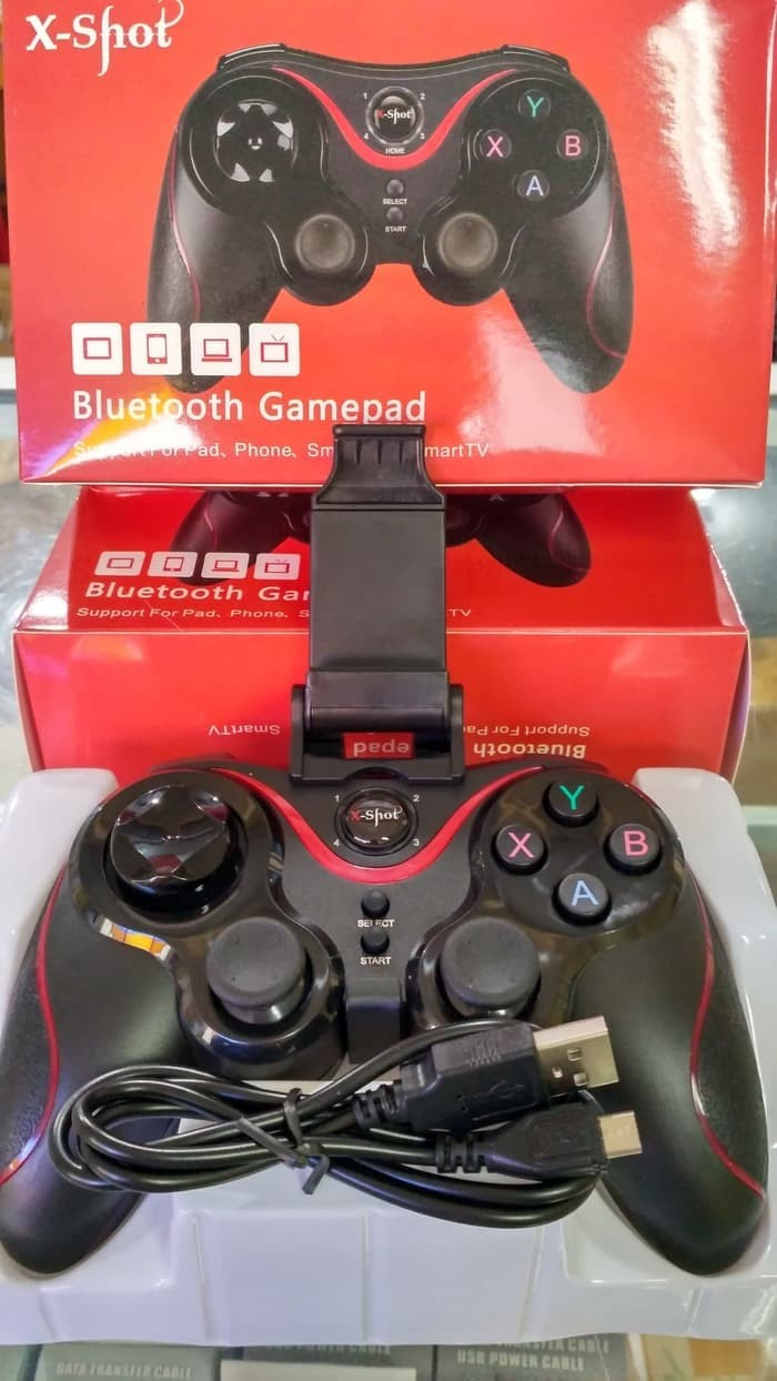 Jual X-Shot Gamepad PUBG Mobile Legends - Stik Stick Android Bluetooth -  Kota Bandung - RavinShop | Tokopedia