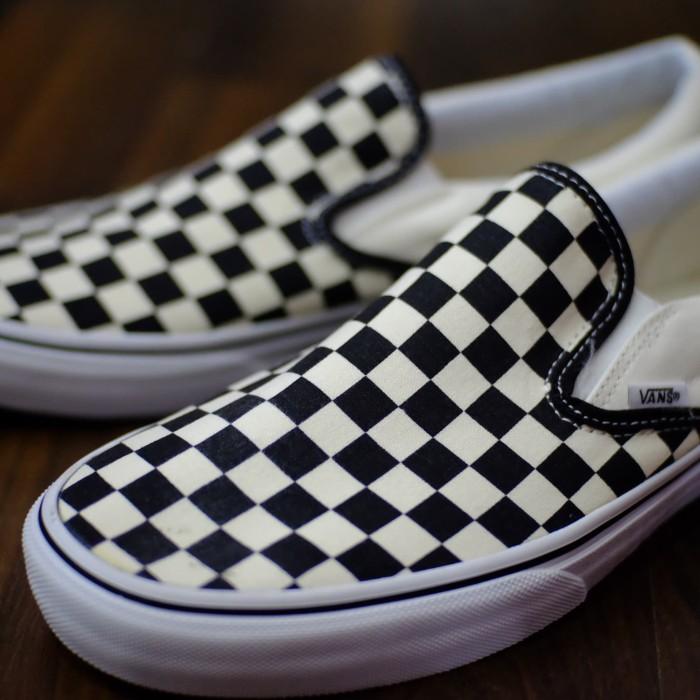 Jual Vans Slip On Checkerboard Original BNIB - BNWT - MiXMACS ... 4193d1d676