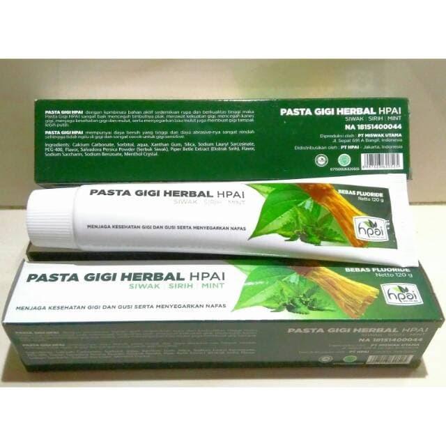Foto Produk Pasta Gigi Herba HPAI dari Kru Lilin
