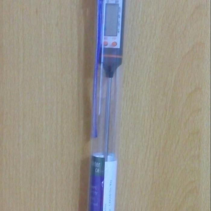 harga Sku-13 digital food thermometer - termometer makanan / air / dapur Tokopedia.com