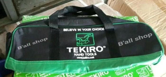 Berapa Harga Tekiro 39x8x11 Terpal Tool Bag PriceMurah 2018 Source · TOOL BAG TAS TERPAL TEKIRO