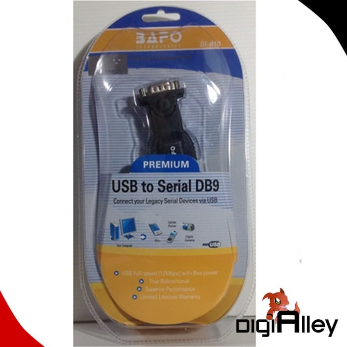 BAFO USB TO RS232 CONVERTER WINDOWS 8 DRIVERS DOWNLOAD (2019)